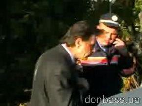 Мэр города в Донецкой области,  сбивший женщину, задержан