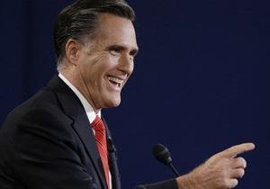 Окружение Обамы: Выступление Ромни было беспрецедентным в своей нечестности