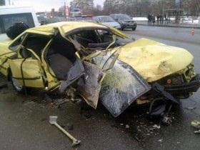Новости Киева - ДТП Киев - ДТП в Киеве: погибли трое 19-летних мужчин
