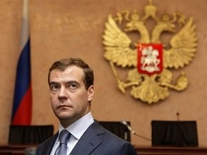 Медведев сменил главу ФСИН