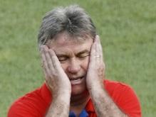 Хиддинк: План на игру с испанцами не был выполнен