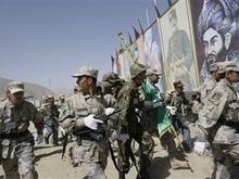 Боевики расстреляли военный парад в Кабуле