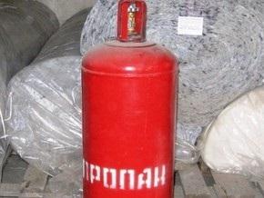 В Донецкой области взорвался газовый баллон