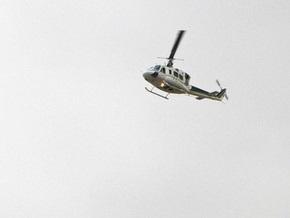 При крушении вертолета в Израиле погибли четыре человека