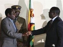 Президент Зимбабве и главный оппозиционер поделили власть