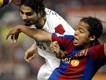 Примера: Барселона не смогла выиграть в Севилье