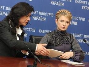 Тимошенко: Кредит МВФ является главной антикризисной программой