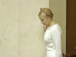 Сегодня ВР определится с доверием правительству Тимошенко
