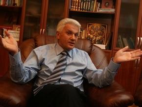 Литвин назвал коалицию БЮТ и ПР переворотом