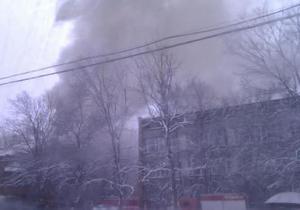 Пожар в московском ресторане ликвидирован