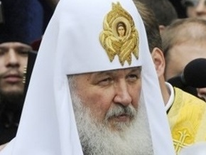 Патриарх Кирилл отправился в Ровенскую область на автобусе (обновлено)