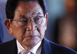 Министр юстиции Японии признался, что когда-то имел связи с якудзой