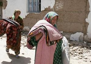 За десять лет население Таджикистана выросло на 23%