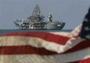 Грузия намерена попросить США и НАТО направить военные корабли в акваторию Черного моря