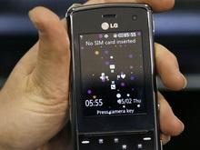 LG быстрее Nokia выпустит музыкальный телефон