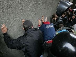Милиция обезвредила группу рэкетиров в Запорожской области