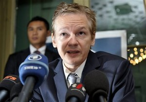 Кремль предложил выдвинуть Ассанжа на Нобелевскую премию