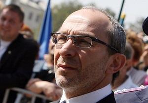 Избирком зарегистрировал Кернеса мэром Харькова