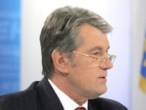 Ющенко отбыл в Кременчуг