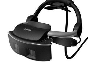 Canon презентовала очки  смешанной  реальности