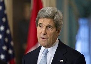 Ядерная программа Ирана - санкции против Ирана: Госсекретарь США призвал Иран принять правильное решение по ядерной программе