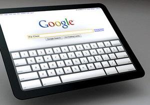 Google будет продавать планшет под собственным брендом самостоятельно - WSJ