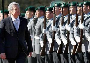 DW: Йоахим Гаук. 100 дней на посту президента ФРГ