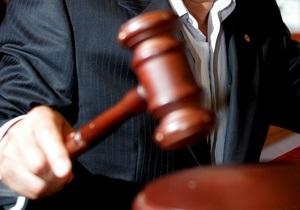 В Херсонской области судья попался на взятке в размере 110 тысяч грн