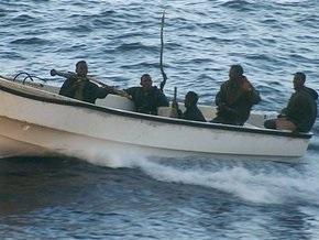 Атаки сомалийских пиратов: захвачено еще одно судно