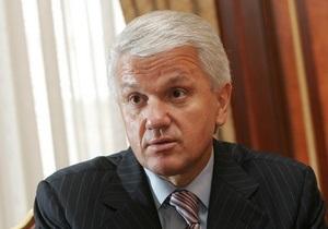 Литвин нелицеприятно высказался об однополых отношениях