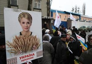 Правозащитник: Тимошенко отбывает наказание в VIP-условиях, в ее камере есть все