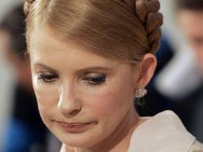 Тимошенко соболезнует семьям погибших в результате аварии на шахте Скочинского