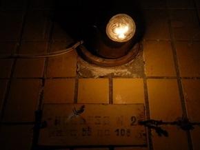 Более полутысячи киевских квартир остались без света