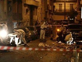 Взрыв произошел в Афинах во время выступления премьера Греции