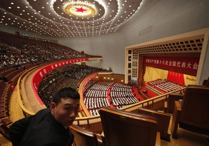 В прошлом году свыше 160-ти тысяч китайских чиновников привлечены к ответственности за коррупцию