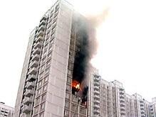 МВД: Газ не был причиной взрыва дома в Москве
