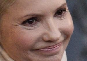 Тимошенко отказалась отвечать на ряд вопросов судьи