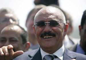 В Йемене в акции противников президента участвовали сотни тысяч человек