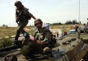 СМИ: Страны Персидского залива готовятся признать Свободную сирийскую армию