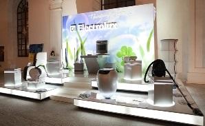 Приборы всемирно известного конкурса промышленного дизайна Electrolux Design Lab впервые были представлены в Украине
