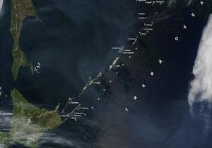 Курильский вопрос: Японский министр проинспектировал острова с берега Хоккайдо