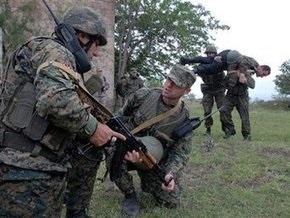Канадский военный ранен на учениях в Грузии
