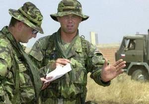 Украину пригласили участвовать в боевой тактической группе Вышеградской четверки