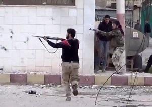 Война в Сирии - Сирийские повстанцы - Сирийские повстанцы выбрали главу правительства