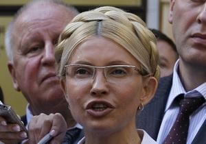 Адвокат Тимошенко направил в Апелляционный суд жалобу относительно ареста экс-премьера