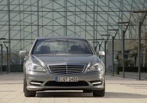 Mercedes-Benz рассекретил самый экономичный в своей истории S-Class