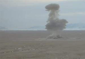В Афганистане польские военные взрывали дома от скуки