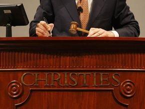 Christie s продал Легенду Рериха