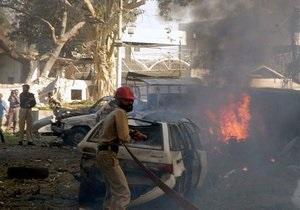 Теракт на западе Афганистана, есть жертвы