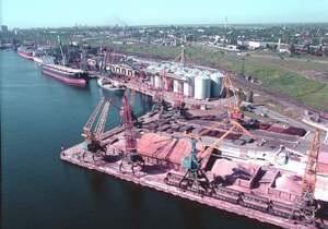 Тройка крупнейших портов Украины заработала в прошлом году более 1 млрд грн